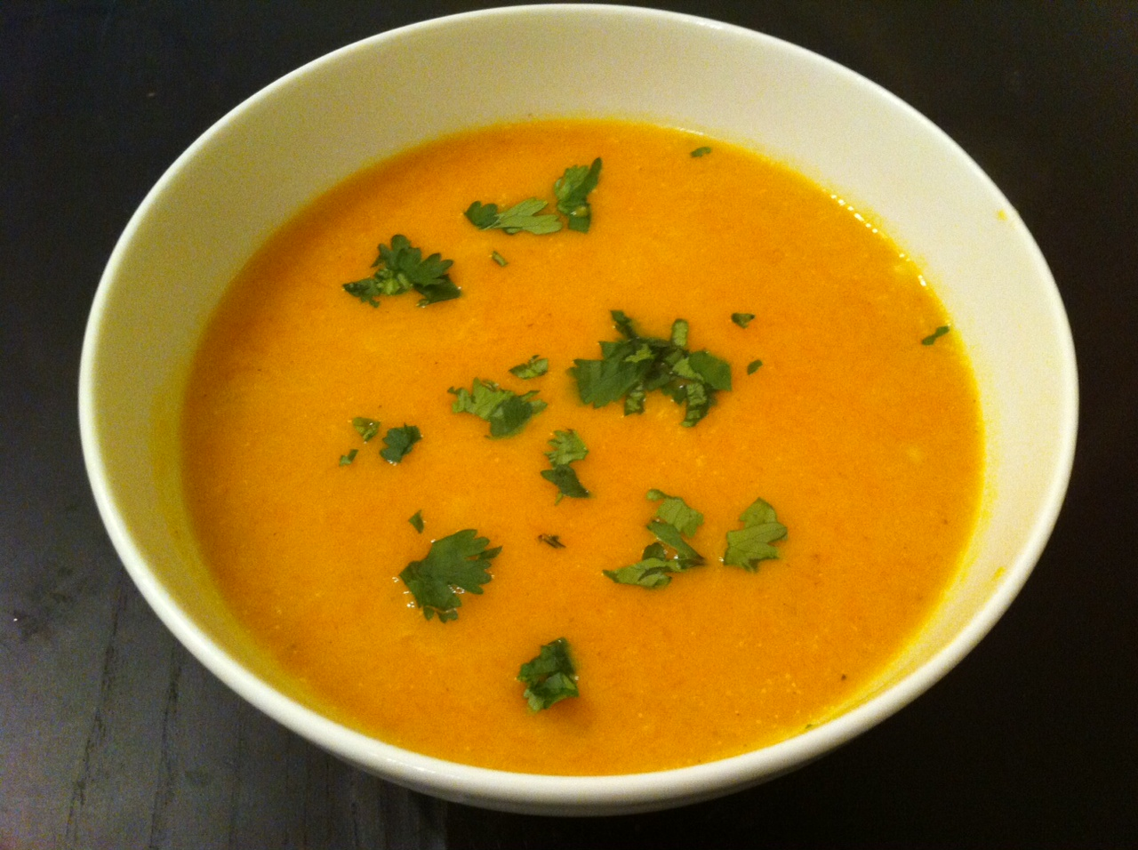 "Coconut Curry Wild Rice Soup, Aka ""Sunshine Soup"" Recipes — Dishmaps"