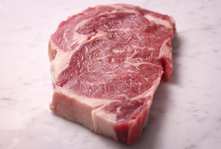 Such a beautiful looking steak